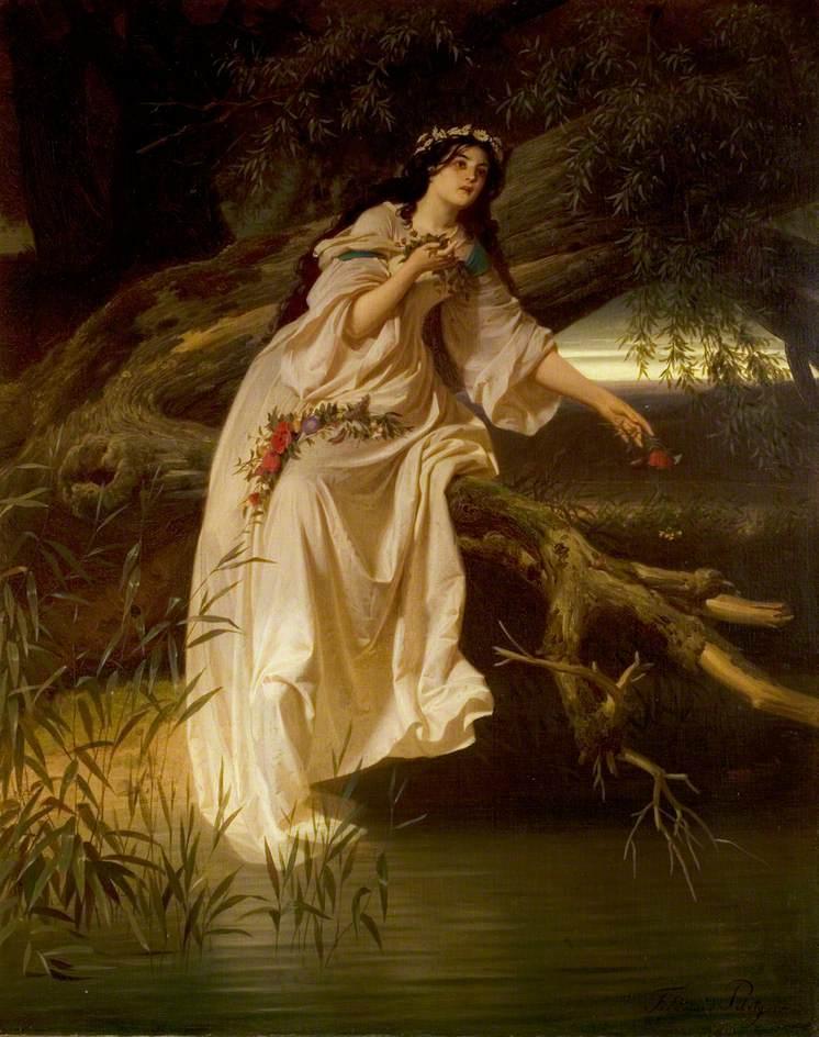 'Hamlet', Act IV, Scene 5, Ophelia