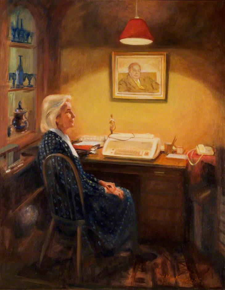 Jacquetta Hawkes (1910–1996), Trustee of the Shakespeare Birthplace Trust