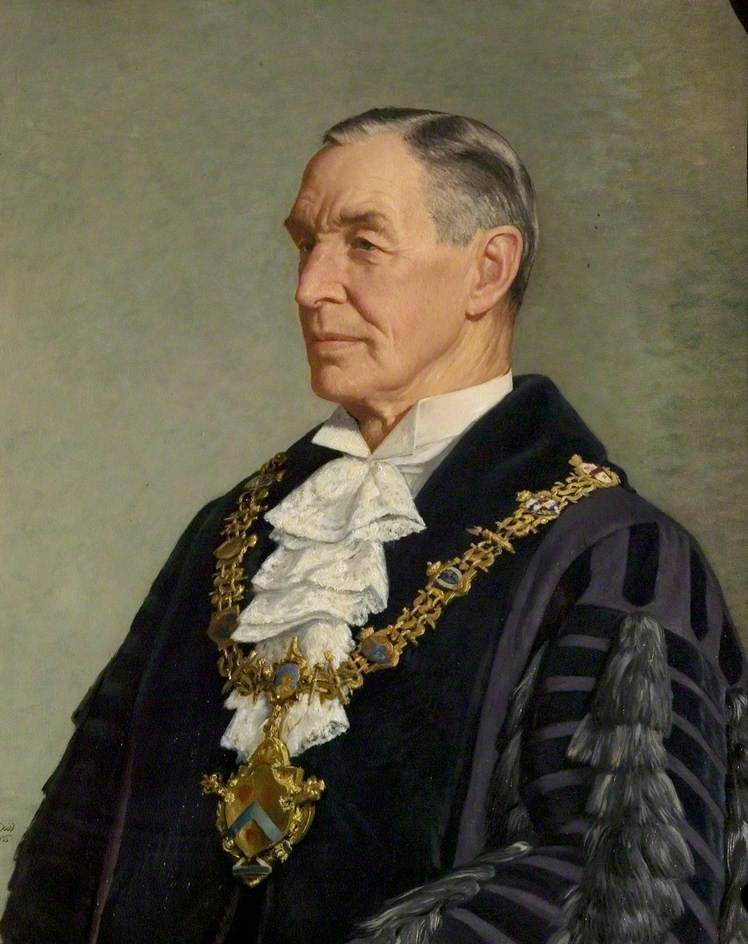 Alderman Sir Archibald Flower, Honorary Freeman and Seven Times Mayor