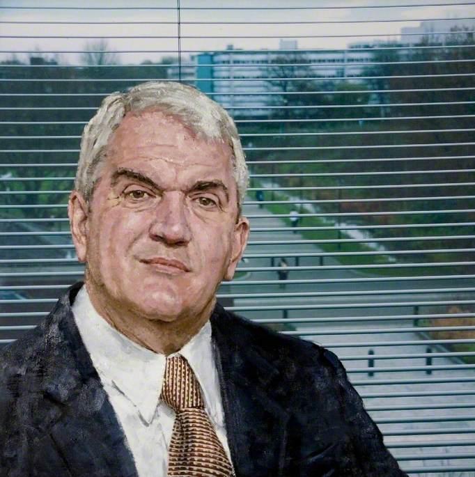 David Vandelinde, Vice-Chancellor (2001–2006)