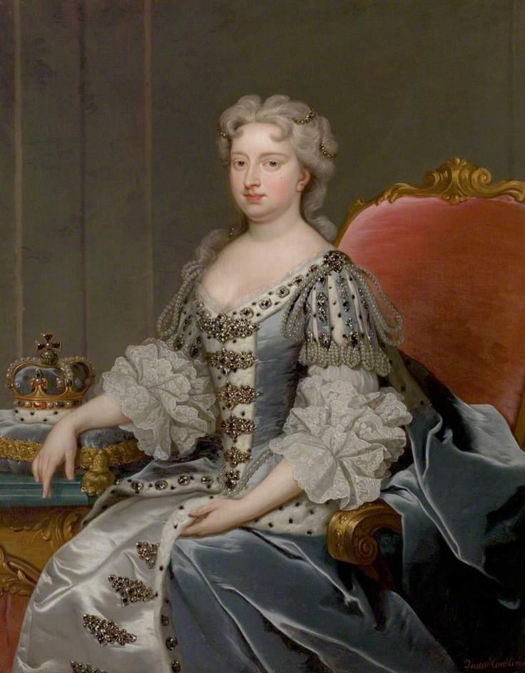 Caroline of Brandenburg-Ansbach (1683–1737)