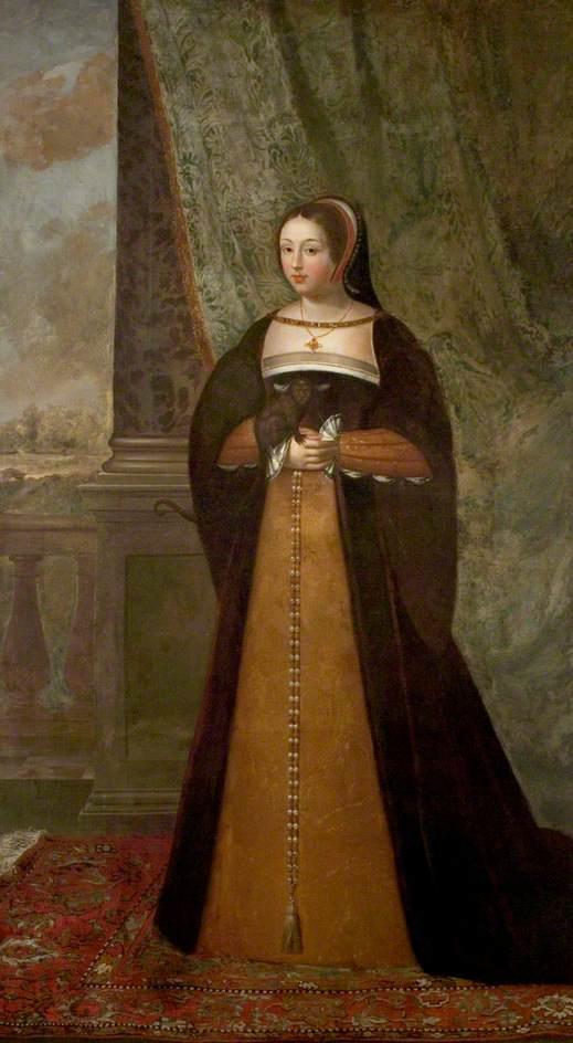 Margaret Tudor (1489–1541)