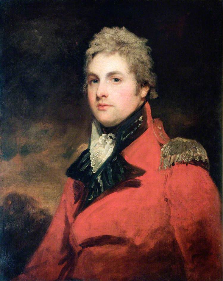 Major General Sir Henry Willoughby Rooke (1782–1869), CB, KCH