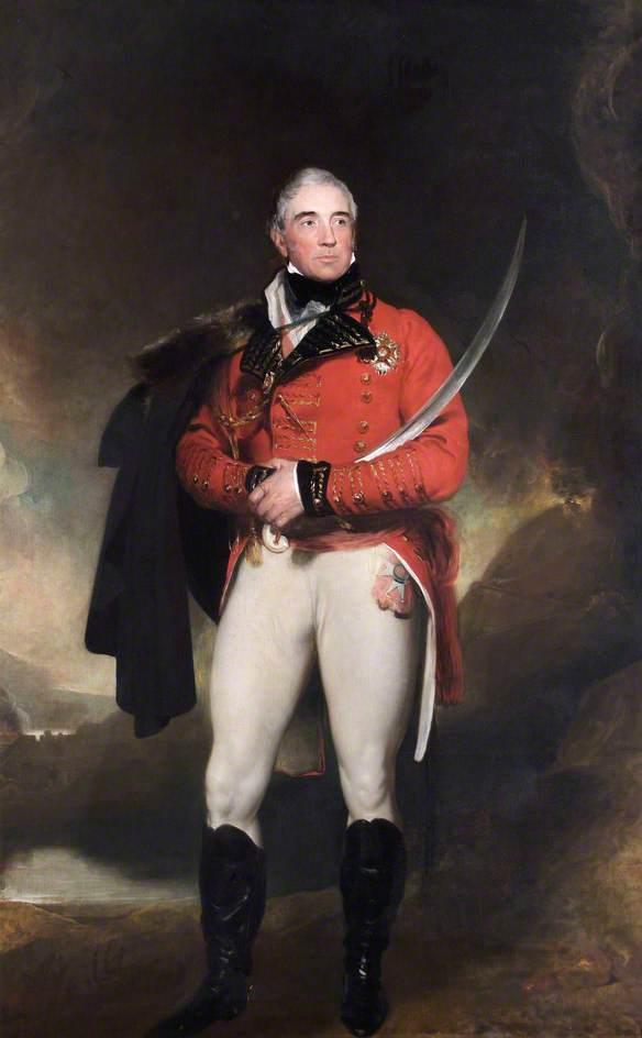 Thomas Graham (1748–1843), Lord Lynedoch, GCB, GCMG