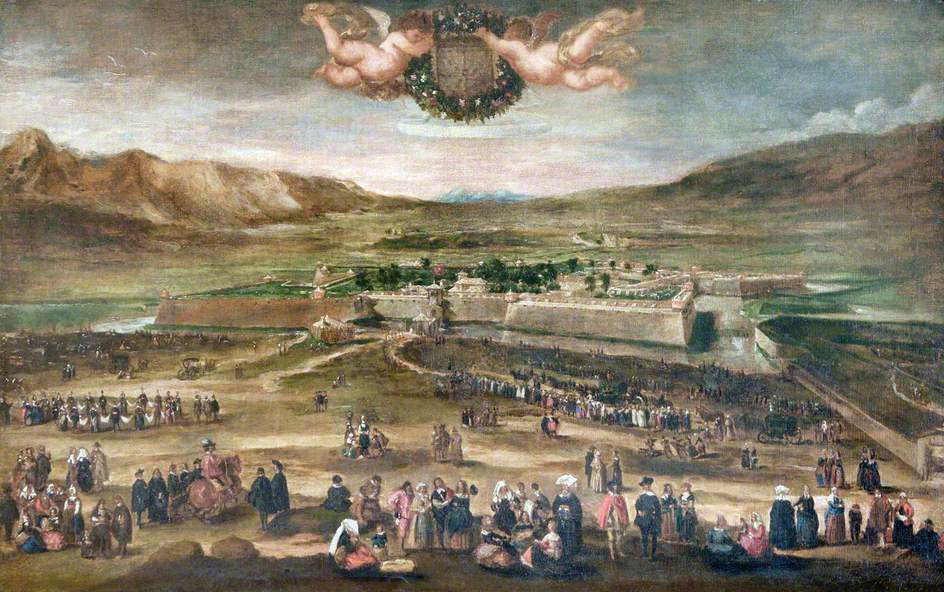The Entry of Prince Balthasar Carlos into Pamplona