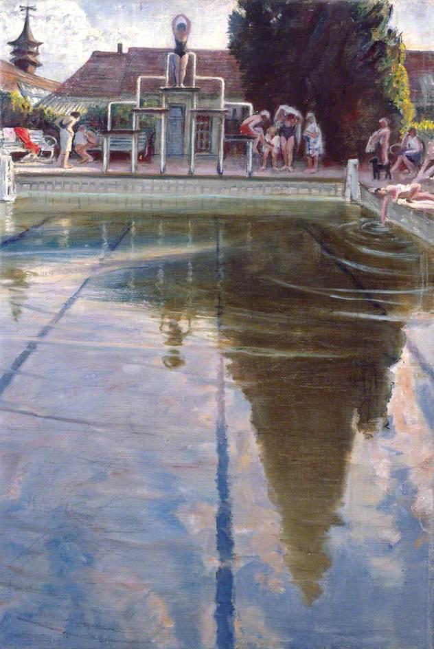 The Pool No. 2