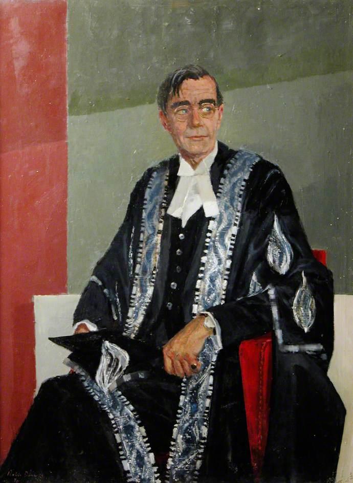 Professor Robert Goodden (1909–2002)