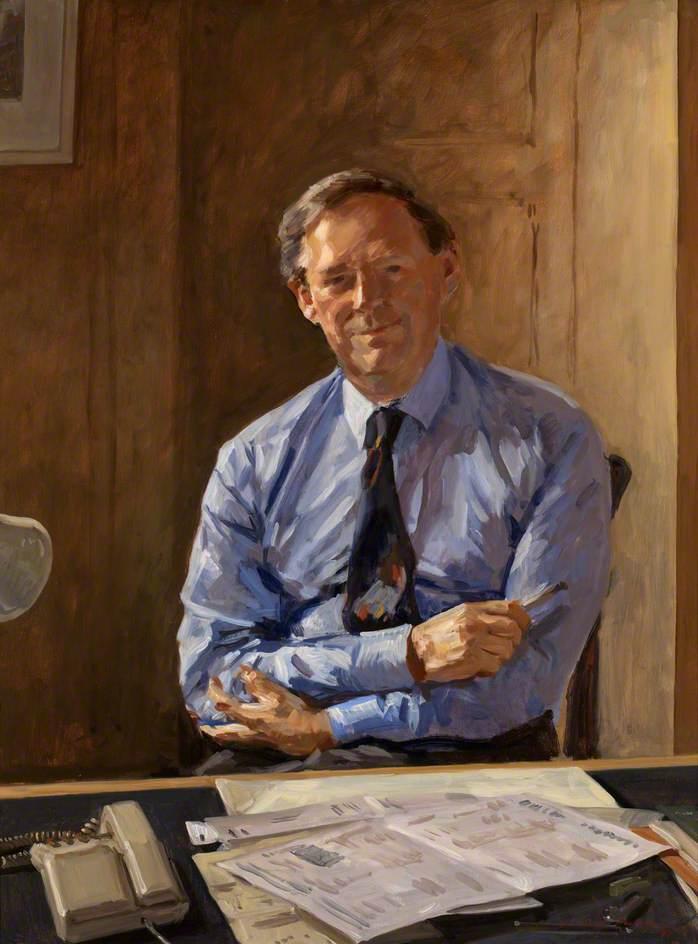 Director General Portrait – Michael Checkland