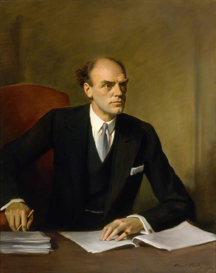 Director General Portrait – Sir John Reith