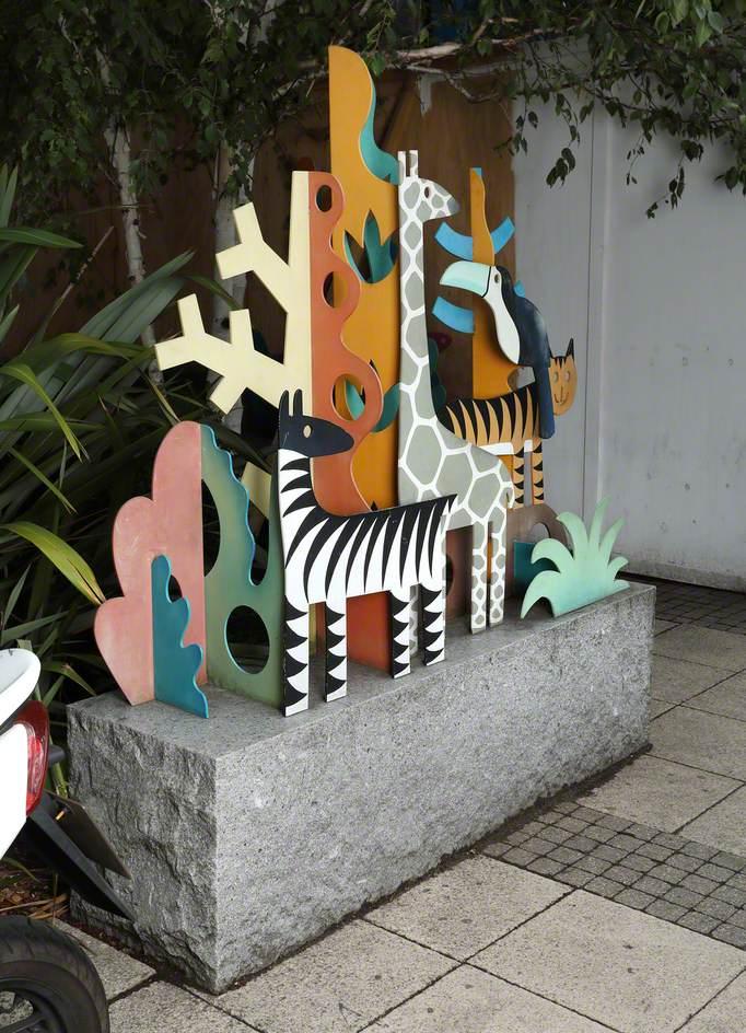 Jungle Cut-Out