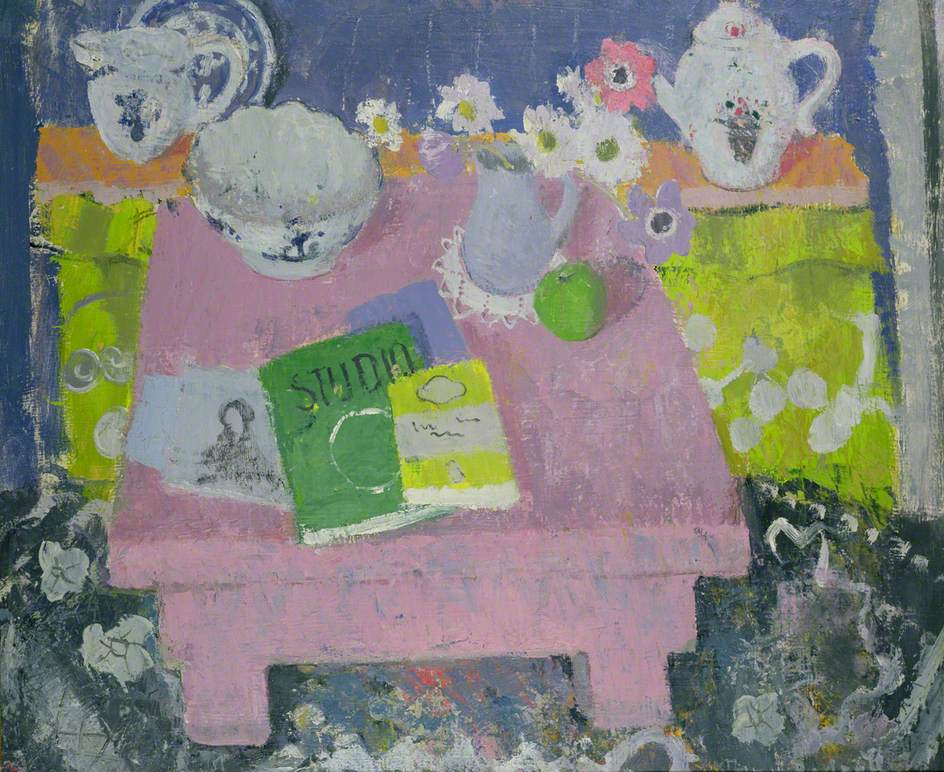 The Pink Table