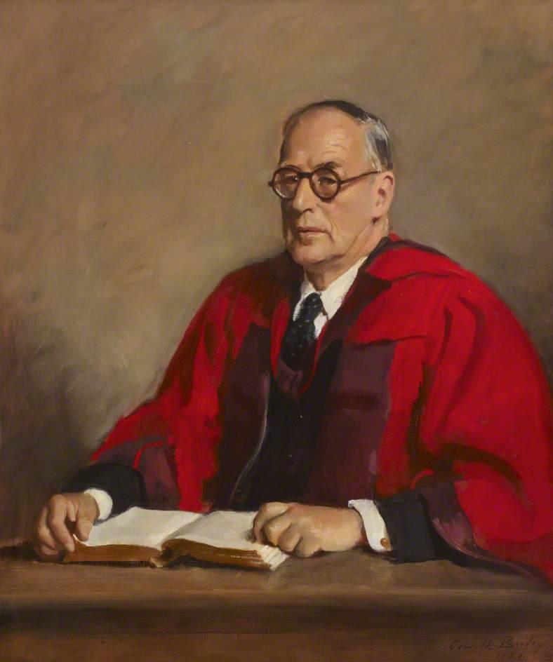 Sir William Reginald Halliday (1886–1966), Principal (1928–1952)