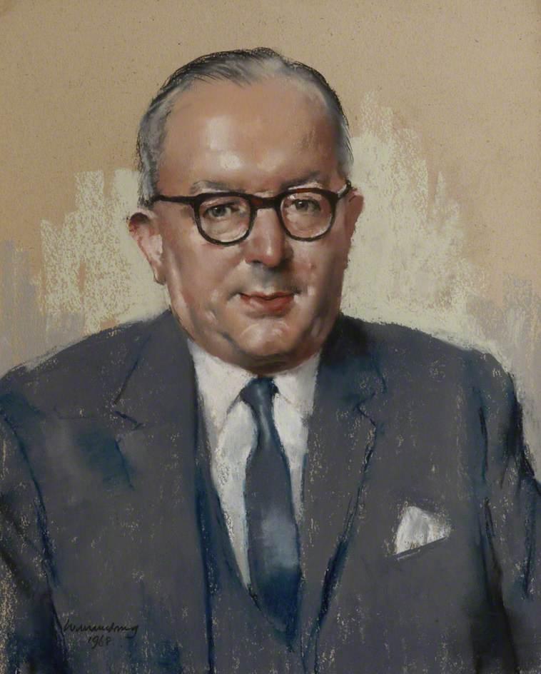 Sir Peter Noble (1899–1987), Principal (1952–1968)