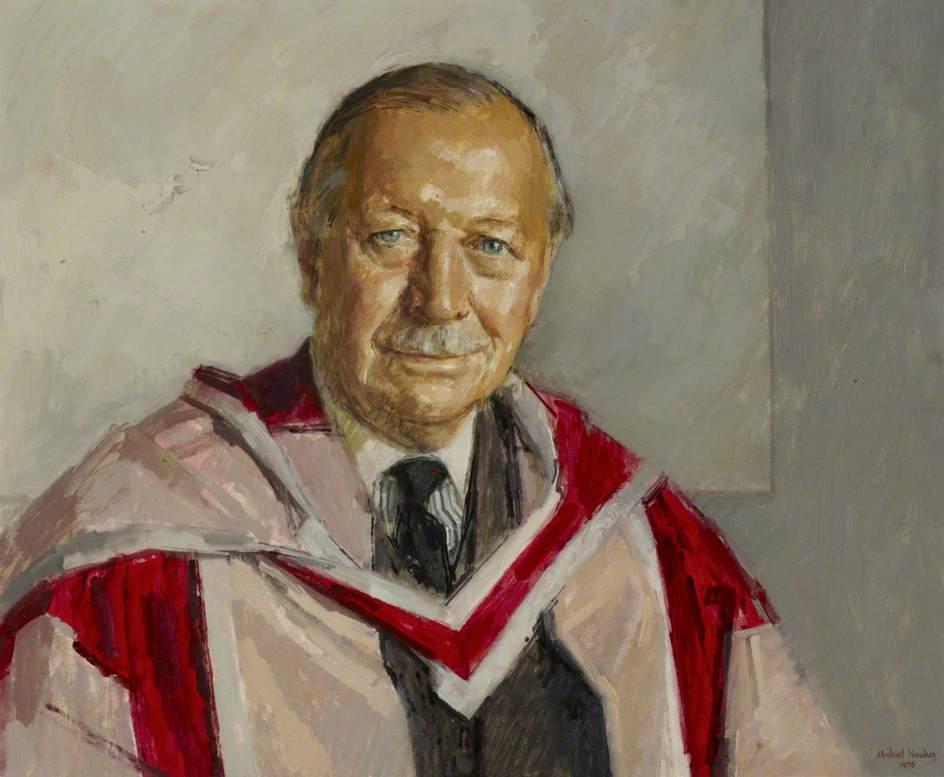 Sir John Hackett (1910–1997), Principal (1968–1975)
