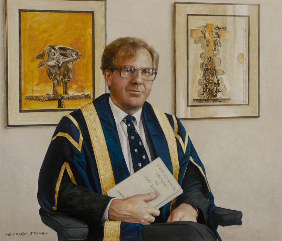 Professor Sir Stewart Sutherland (b.1941), Principal (1985–1990)