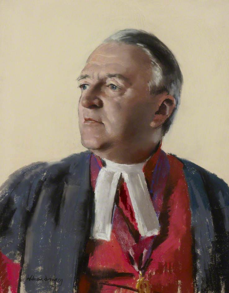 The Very Reverend Eric Symes Abbott (1906–1983), Dean (1945–1956)