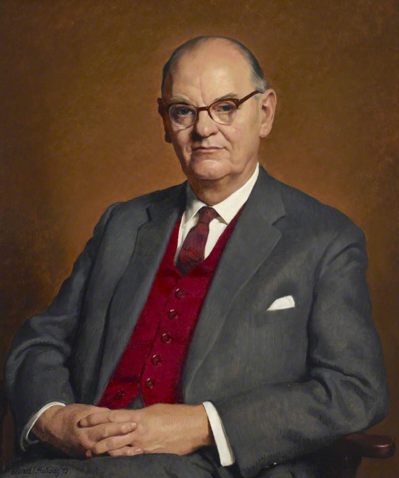 Sir John Peel (1904–2005), KCVO, President of the Royal College of Obstetricians and Gynaecologists (1966–1969)