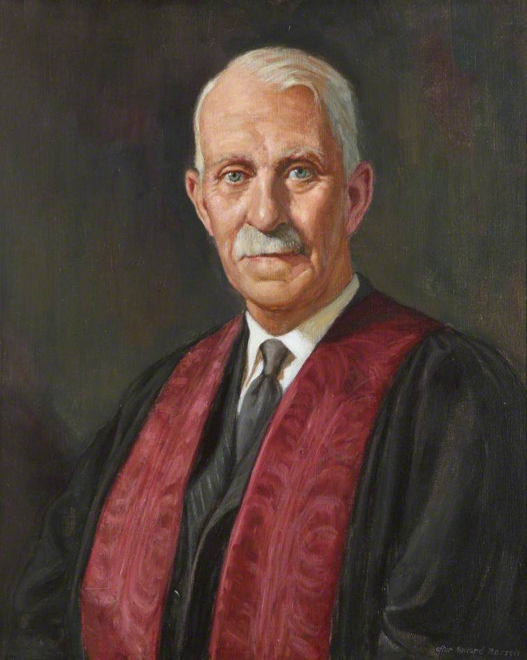 Professor J. G. Wright, President (1951–1953)