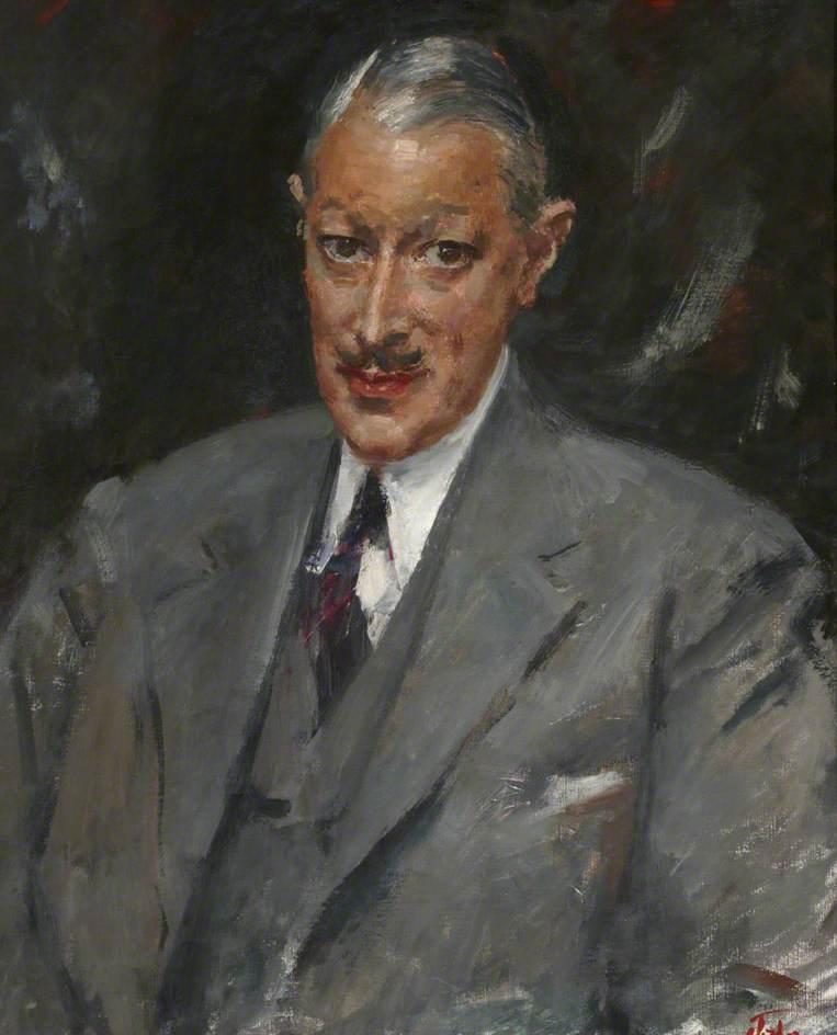 Harry Stuart Goodhart-Rendel (1887–1959), PRIBA