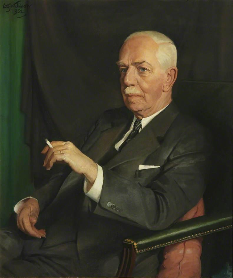 Andrew Graham Henderson (1882–1963), PRIBA, ARSA