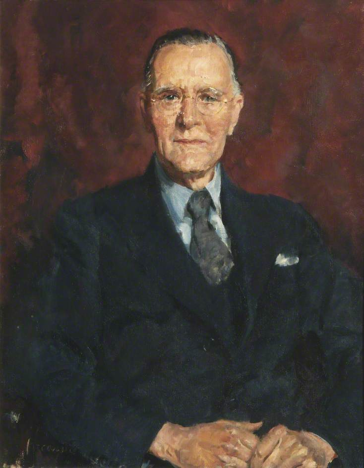 William Henry Ansell (1873–1959), CBE, PRIBA