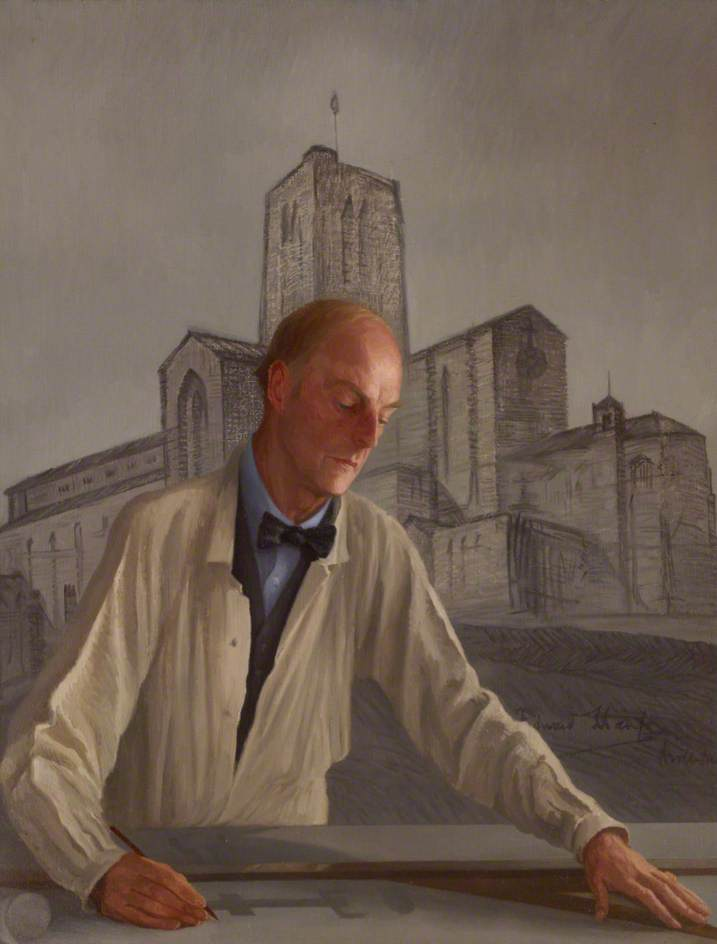 Sir Edward Maufe, RA