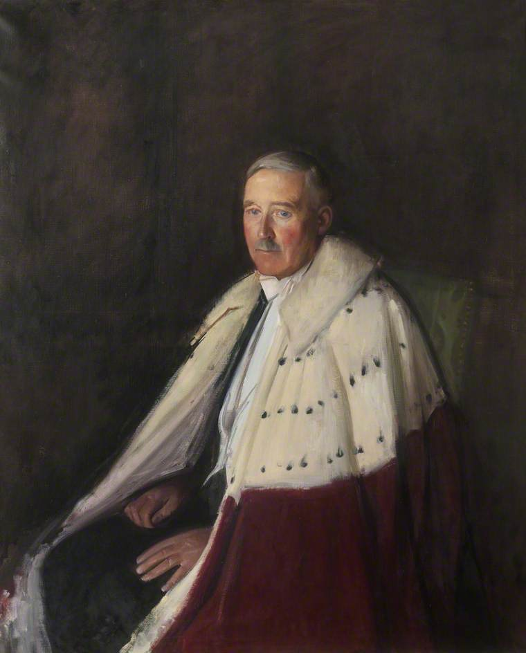 The 7th Earl of Radnor (1895–1968), Chairman of the RSA Council