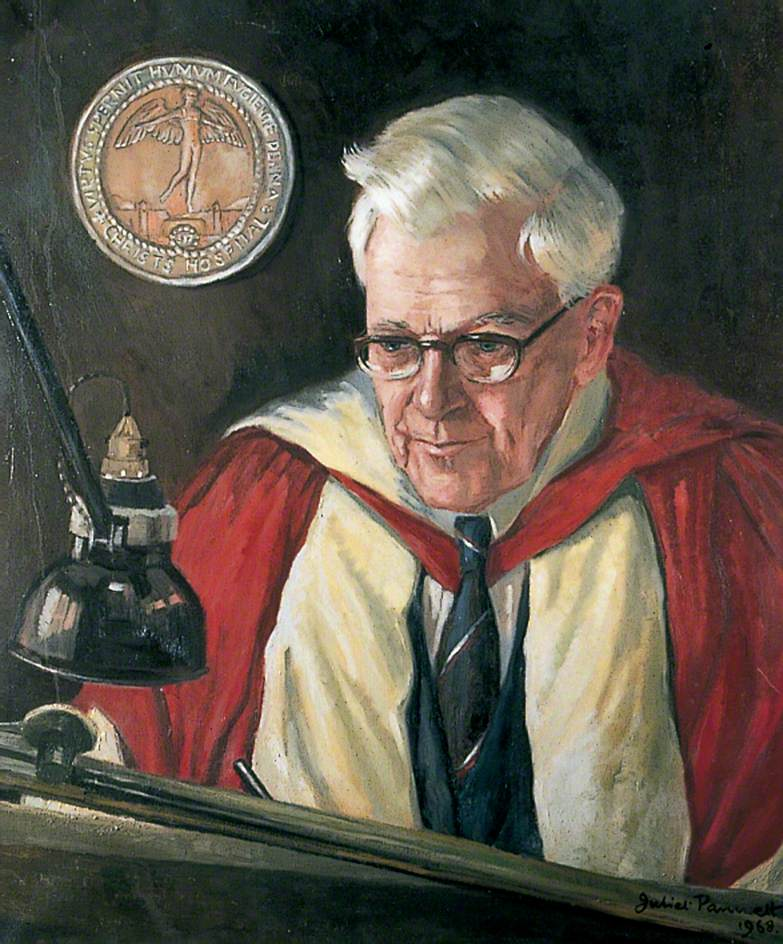 Sir Barnes Wallis (1887–1979)