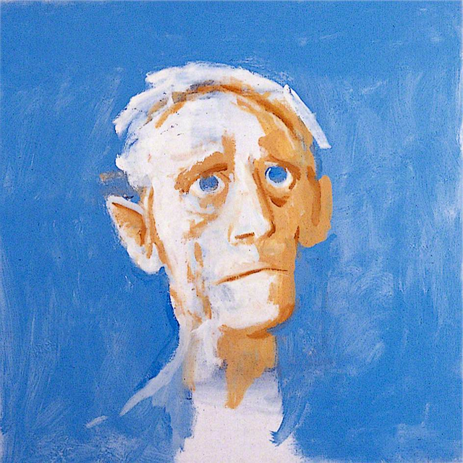 Self Portrait at 70