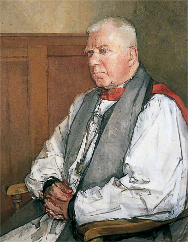 Dr George Bell (1883–1958), Bishop of Chichester