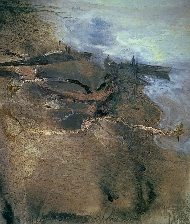 Thames Painting: The Estuary (Mouth of the Thames)