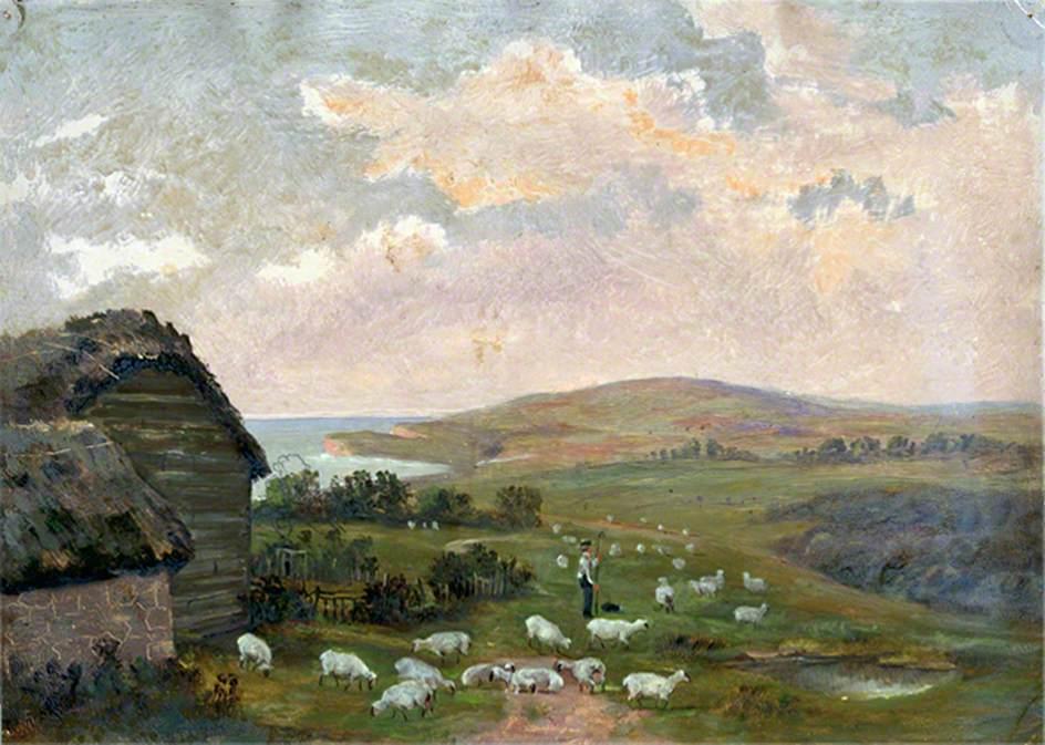 Farm and Coast near St Leonard's