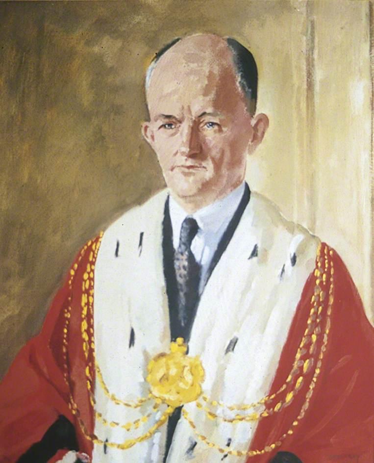 Alderman David Beevers, Lord Mayor (1945–1946)