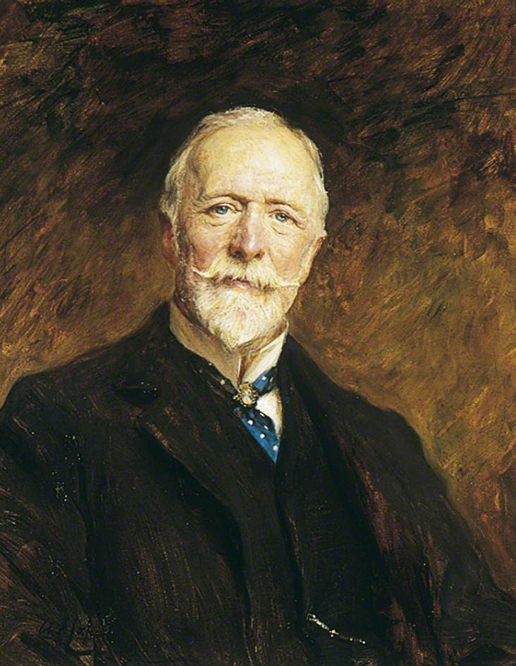 Sir Clifford Allbutt (1836–1925)