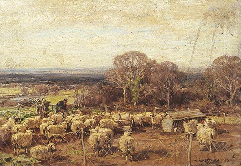 A Sheepfold