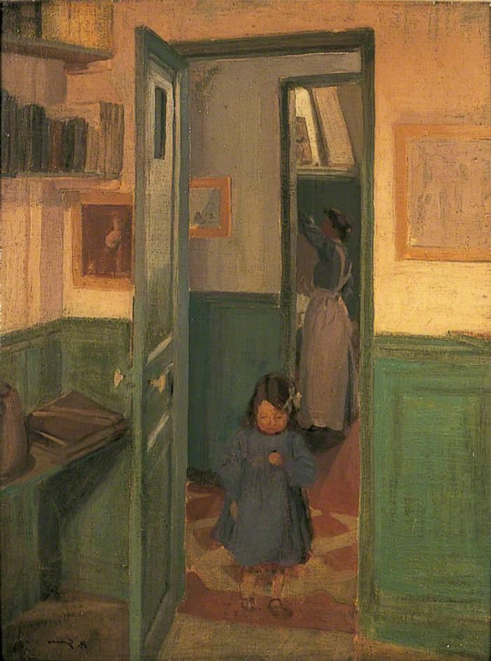 In Sickert's House