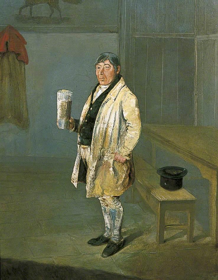 William Fox, Coachman at Bramham
