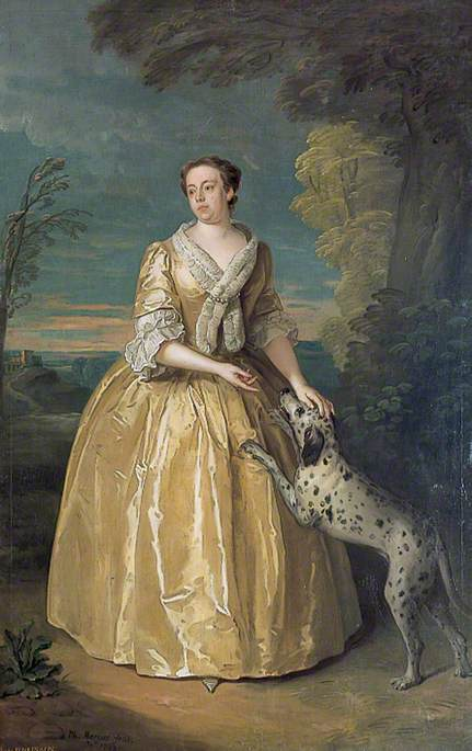 Henrietta, Lady Jenkinson (1695–1760)