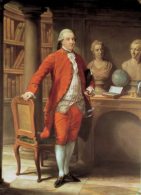 Sir Thomas Gascoigne (1745–1810), 8th Bt