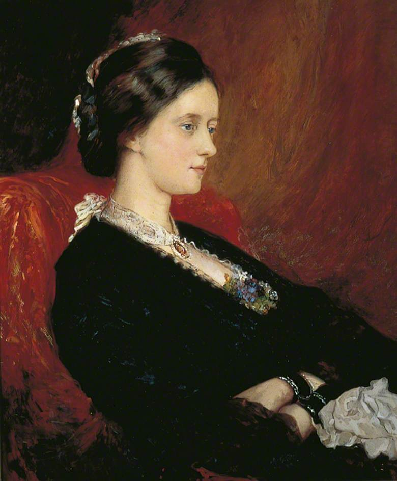 The Honourable Mrs Emily Meynell-Ingram (1840–1904)