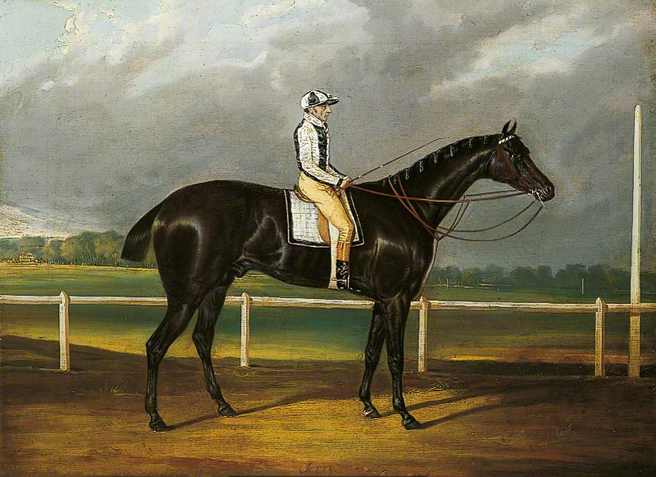 'Jerry', Winner of the St Leger