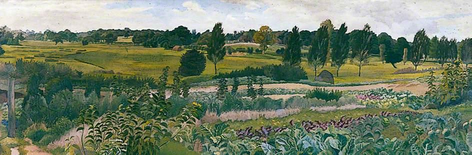 Panorama, Wangford Marsh near Southwold, Suffolk