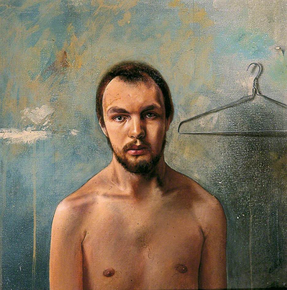Naked Self Portrait