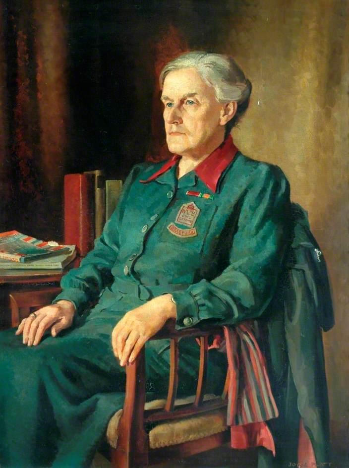 Dr Margaret Sharp