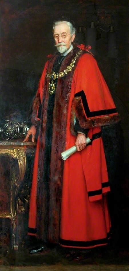 Alderman William Smith (1839–1922), JP