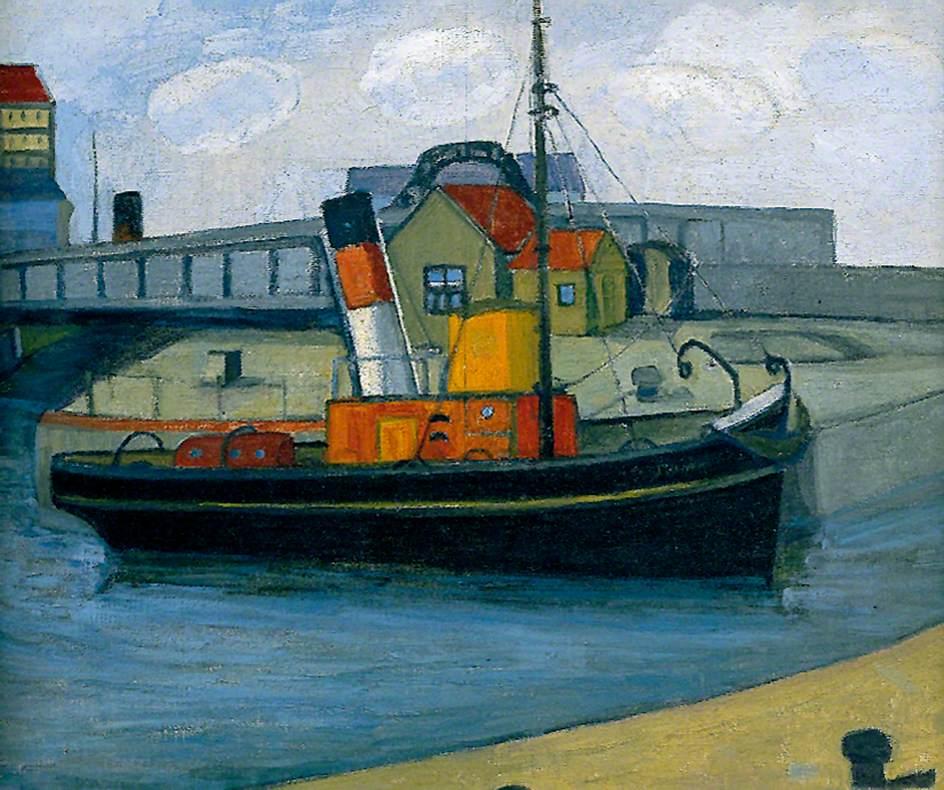 The Tug Boat, Poole