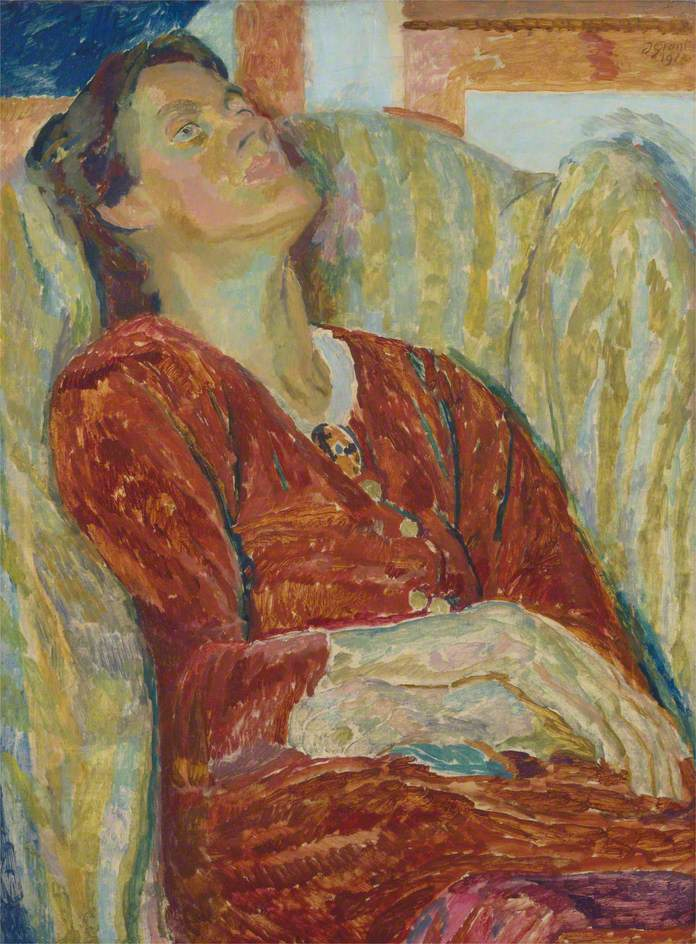 At Eleanor: Vanessa Bell
