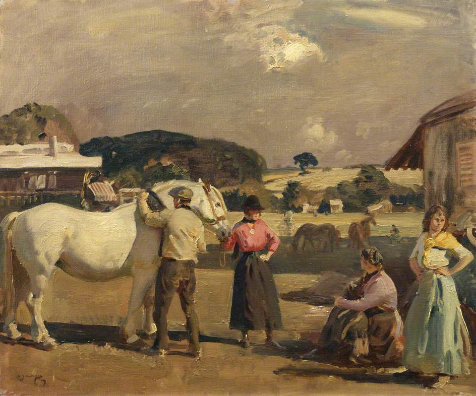 Gypsy Life – The Hop Pickers
